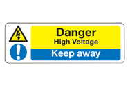 Electrical Multi Purpose Signs