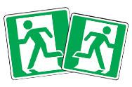 Emergency Escape Symbols