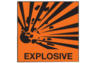 Explosive Signs and Labels