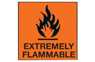 Flammable Signs and Labels