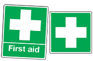 First Aid Signs and Symbols