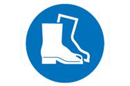 Footwear Signs