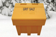Rock Salt & Grit Bins