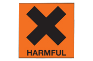 Harmful Sign and Labels