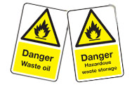 Hazard Danger Signs