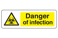 Danger of Infection Signs