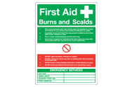 First Aid Injuries Signs