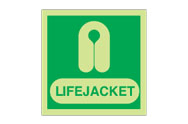 Lifejacket Signs