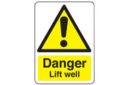 Lift Danger Signs
