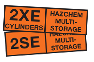 Multi Storage Signs
