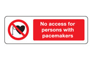 Pacemakers Signs