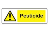 Pesticide Signs