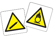 Dangerous Pictorial Signs