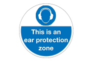PPE Workwear Floor Graphic Signs