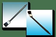 Radiator Paint Brushes