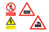 Railway Signs