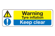 Tyre Inflation Signs