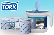 Tork - Wipes
