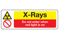 X Ray Signs