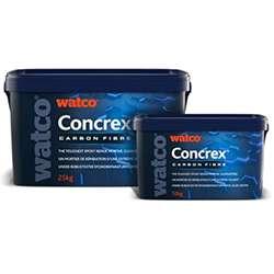 Watco Concrex® Carbon Fibre - Epoxy Repair Mortar 10kg