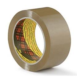 3M Scotch Low Noise General Purpose Bopp Box Sealing Tape