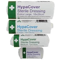 Hypacover Sterile Dressings - Pack of 6
