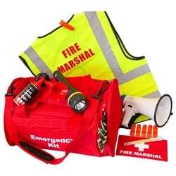 fire marshal kit