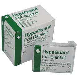 Hypaguard Foil Blankets