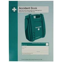accident book