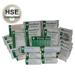 1-10 persons first aid refill
