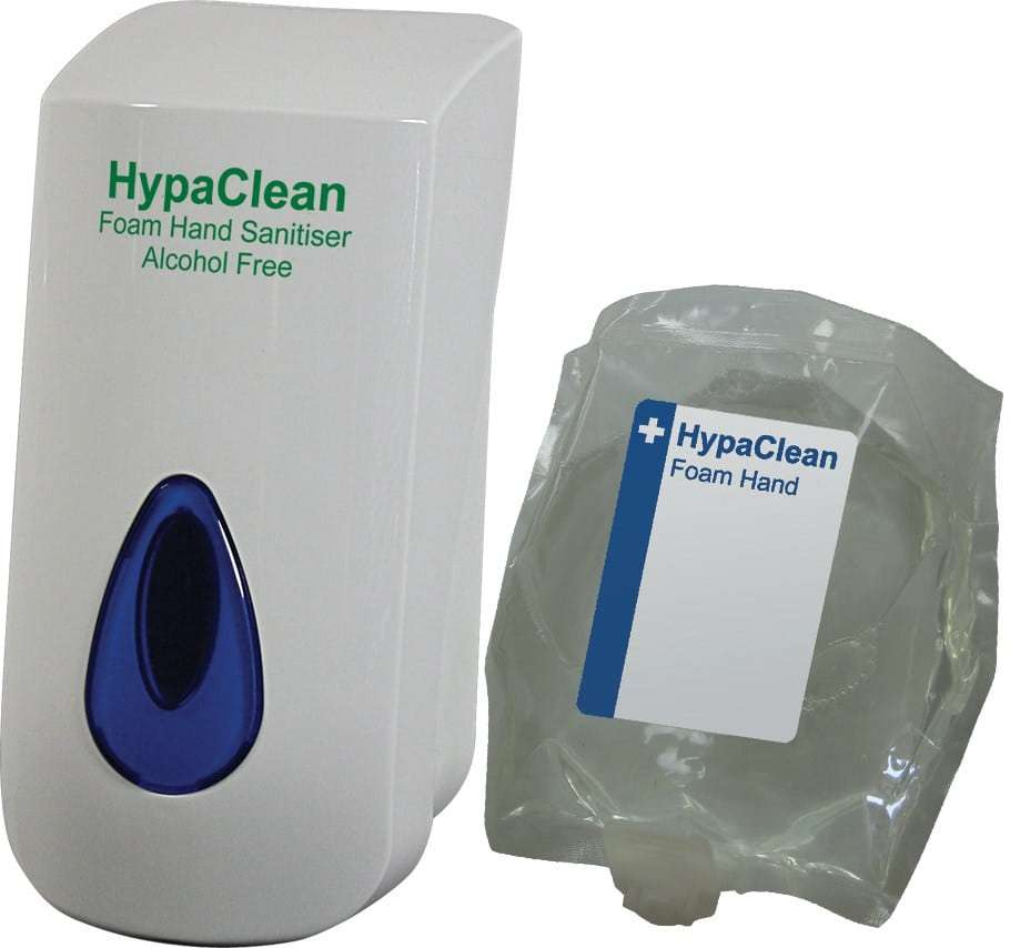 HypaClean Foam Hand Sanitiser Dispenser