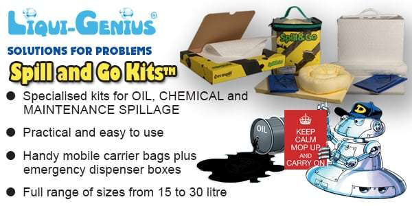 Liqui Genius Spill Kits