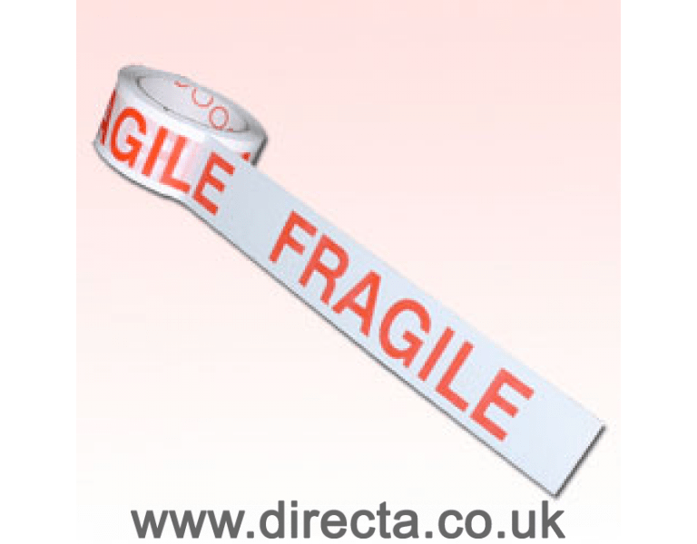 Packaging Tape Printed Fragile