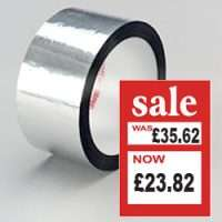 3M Silver Polyester Tape