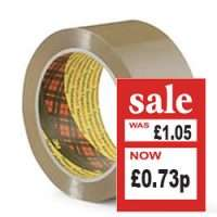 3M Scotch Low Noise Packaging Tape