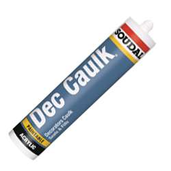 Soudal Dec Caulk 300ml