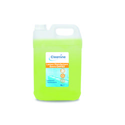 Cleanline lemon disinfectant 5 litres