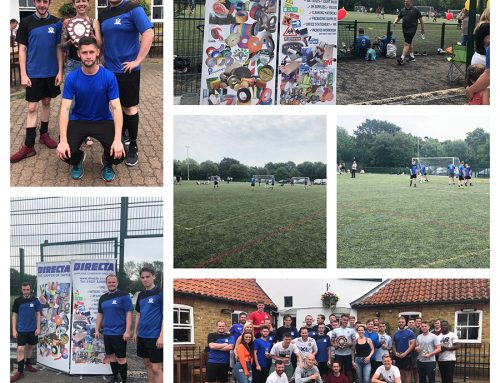 Charity Football Match raises over £700 for local charity
