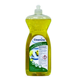 lemon fragrance washing up liquid