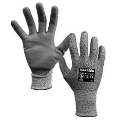 Warrior PU Coated Cut 3 Gloves