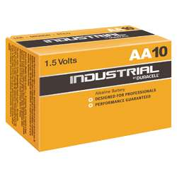 Duracell Industrial Batteries - AA