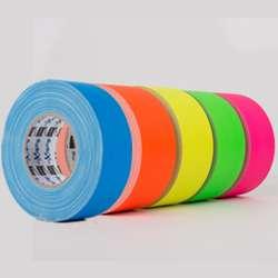 High Visibility Economy Matt Cloth Tape