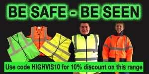 High Vis discount offer