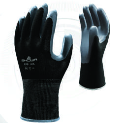 Nitrile Coated 370 Palm Assembly Grip Gloves