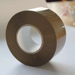Brown Polypropylene Hotmelt Packaging Tape
