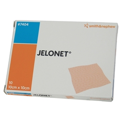 Jelonet Paraffin Gauze Dressing - Pack of 10