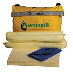 Chemical Spill Kit in holdall
