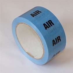 Pipe ID Tape – Air - 50mm x 33M