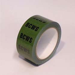 Pipe ID Tape – BCWS - 50mm x 33M