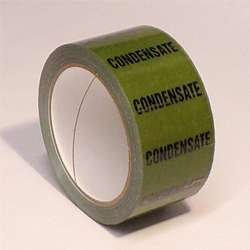 Pipe ID Tape – Condensate - 50mm x 33M
